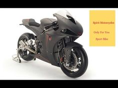 Spirit Motorcycles Unveil Limited Edition New GP Bikes