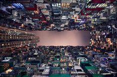 Vertical Horizon a photographic expedition by Romain Jacquet-Lagreze.