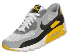 The Nike Air Max 90 Hyperfuse continues its momentum this summer by teaming with the LIVESTRONG foundation.The shoe features the legendary LIVESTONG yellow on key accents to offset the understated h Discount Nike Shoes, Nike Shoes For Sale, Nike Free Shoes, Nike Heels, Nike Wedges, Air Max 90 Hyperfuse, Nike Motivation, Air Max Sneakers, Sneakers Nike
