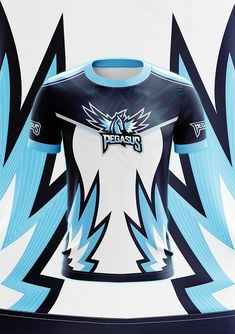 Jersey Design on Behance Sport Shirt Design, New T Shirt Design, Sport T Shirt, Sport Shorts, T Shirt Designs, Jersey Designs, Rugby Jersey Design, Fishing Jacket, Sports Logo