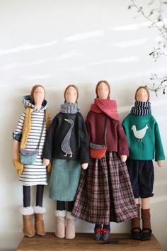 Doll Crafts, Diy Doll, Doll Clothes Patterns, Doll Patterns, Fabric Toys, Sewing Dolls, Doll Tutorial, Waldorf Dolls, Soft Dolls