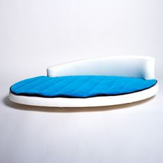 Dream bed :)  Sofa Large Cyan Right, 1.499€, now featured on Fab.