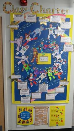 rights respecting schools display Primary Classroom Displays, Year 4 Classroom, Ks1 Classroom, Classroom Organisation, Classroom Themes, Organisation Ideas, Classroom Management, Class Charter Display Ks2, Class Rules Display
