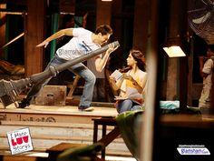 Jay and Simran in Jab Mila Tu song