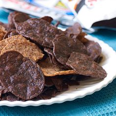 Beanitos in Cooking Light- Top Ten Healthy Chip - Beanitos Black Bean Chips Healthy Fries, Healthy Dishes, Healthy Snacks, Healthy Recipes, Healthy Eating, Appetizer Recipes, Snack Recipes, Dessert Recipes, Appetizers