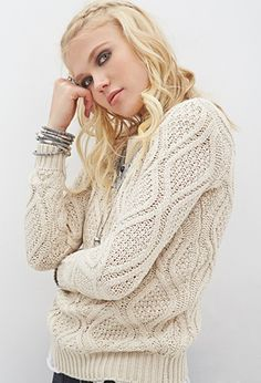 Chunky Knit Sweater | Forever 21 - 2055879135