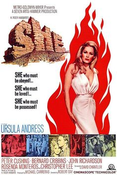She - 1965 - Movie Poster