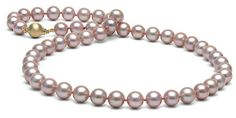 Lavender Elite Collection Freshwater Pearl Necklace <3 Lavender...