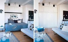 How To Efficiently Arrange Furniture In A Studio apartment