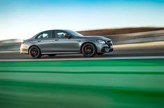 Mercedes-AMG E 63 S 4MATIC+ – die stärkste E-Klasse aller Zeiten!