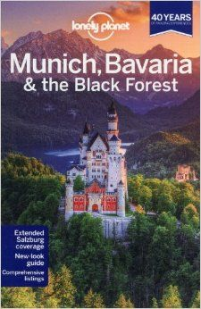 Lonely Planet Munich, Bavaria & the Black Forest (Travel Guide) by Lonely Planet, Marc Di Duca, Kerry Christiani 1741794099 9781741794090 Lonely Planet, Romantic Road, Romantic Things, European City Breaks, All Locations, Neuschwanstein Castle, Beautiful Castles, Black Forest, Germany Travel