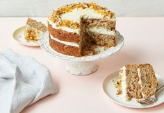 Parsnip and orange spiced cake - The Happy Foodie