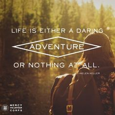 Are you ready for your next adventure? Mercy Volunteers serve in the USA and South America. Benefits include housing, food and personal stipends, and professional development!