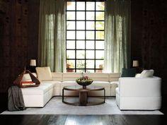 Helena sectional | The Laura Kirar Collection | Baker Furniture: Bgc Decor, Kirar Collection
