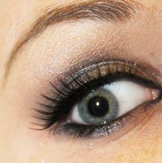 Make (up) me pretty: [TUTO] Et si on se faisait des yeux de biche ... avec des faux cils