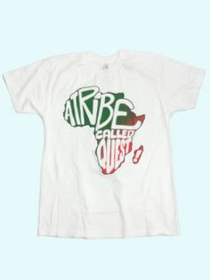 A TRIBE CALLED QUEST / AFRICA GRADIENT TEE A Tribe Called Quest, Africa, Mens Tops, T Shirt, Closet, Supreme T Shirt, Tee Shirt, Armoire, Closets