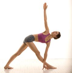 8 Yoga Poses to Help You Stay Thin by Tara Stiles
