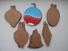 Christmas Wooden Shapes, Xmas Wooden Ornaments, Christmas Unfinished Cutouts, Christma Handmade Crafts, Christmas Decoration-mdf007 by BadooCrafts on Etsy https://www.etsy.com/listing/244623690/christmas-wooden-shapes-xmas-wooden