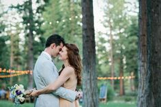 Whimsical Forest Wedding at Bear Paw Lodge