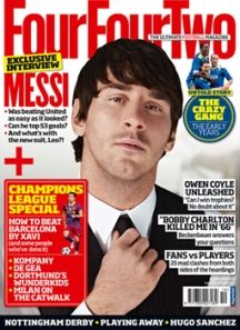 Pick up a subscription to FourFourTwo magazine for only £19.35.  http://www.magazine.co.uk/magazines/fourfourtwo/