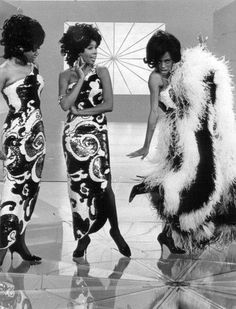 Diana Ross & The Supremes - Cindy, Mary, Diana