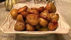 Instant Pot crispy roasted potatoes are golden crisp on the outside, sweet & tender on the inside, and super easy to whip up in less than 30 minutes! These Instant Pot crispy roasted potatoes are one of my top reasons for loving . I can have perfect crisp tender potatoes in less than 30 minutes(...)
