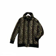 Japanese Brand Clash Brand Leopard Zipper Jacket Sherpa Fleece Inside Sizem | Grailed Light Jacket, Streetwear, Japanese, Zipper, Jackets, Shopping, Lightweight Jacket, Street Outfit, Down Jackets