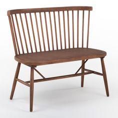 Canapé Design, Deco Design, Sofa Design, Windsor, London Decor, Deco Boheme Chic, Vintage Bench, Bench With Storage, Corner Sofa