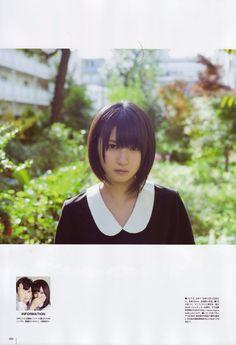 luckynumber48: Inoue Sayuri @【UTB」2013.02... | 日々是遊楽也