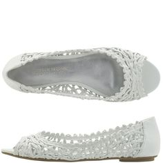 Womens Christian Siriano for PaylessWomen's Cindy Woven Flat - $24.99