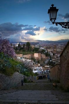 Granada Ciudad Alhambra