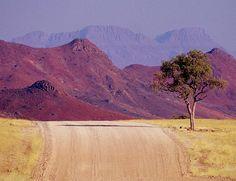 Damaraland, Namibia. BelAfrique your personal travel planner - www.BelAfrique.com