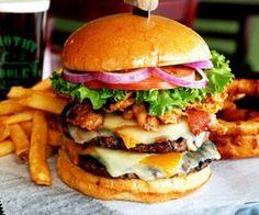 Burger,Hamburger! #foodbyvaldice #food #hamburger
