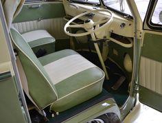250 best vw interior images antique cars hatchbacks kombi interior rh pinterest com