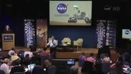 Watch NASA's live coverage of Mars rover landing here Sunday August 5th (tonight!!)  Official coverage of the landing will begin on NASA TV at 8:30 p.m. Pacific and 11:30 p.m. Eastern on Sunday night.  will include landing-day commentary from those involved in the Curiosity project. Before the official landing program begins, NASA will provide a status update from 9:30 - 10:30 a.m. Pacific, followed by a preview of the Mars landing from 3-4 p.m. and landing coverage that starts at 8:30 p.m.