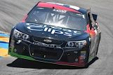 Kasey Kahne drove his No. 5 Great Clips Chevrolet SS to a sixth-place finish in Sunday's NASCAR Sprint Cup event at Sonoma (California) Race...