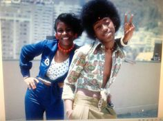 Sharon Hill & James Phillips Soul Train Dancers, 70s Fashion, Sharon Hill, Tv Shows, Hollywood, Memories, Celebrities, 1970s, Period