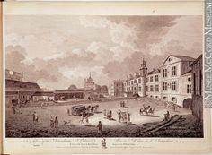 M2483 | Vue du Palais de l'Intendant
