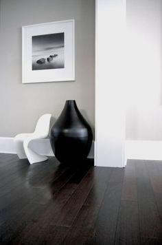 318 Best Dark Wood Floors Images Ceiling House
