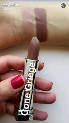 maybelline loaded bolds gone greige swatches