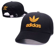 2017 Fashion Super popular Collection Standard Adidas Adjustable Snapback Adidas Hat Adidas Cap, Adidas Baseball, Clover Logo, Snapback, Animal Print Outfits, Caps For Women, Dad Hats, Black N Yellow, Adidas Women