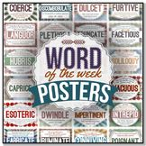 Word of the Day/Week POSTERS Vol. II