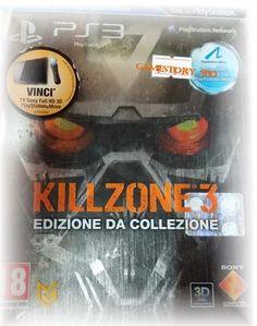Killzone 3 edizione da collezione