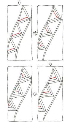 Hibred, part 2 - Official #Zentangle