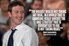Never be afraid to take risks. Start your entrepreneurial journey with us.