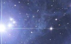 white an blue stars in a black sky: Pleiades star cluster Star Formation, Star Cluster, Our Solar System, Northern Lights, Sky, Stars, Blue, Daily Prayer, Prayers