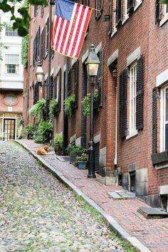 Beacon Hill, Boston | New England Living