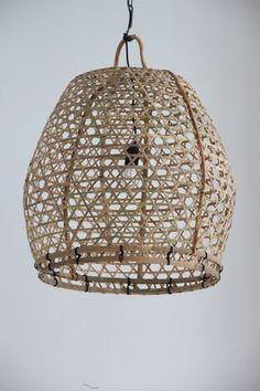 Rattan lamp | Mediterranean finca & home inspiration bycocoon.com | interior design | villa design | bathroom design | project design | renovations | COCOON Dutch designer brand | Dutch Designer Brand COCOON
