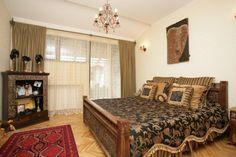 Acasa la Andreea Banica Fake Brick Wall, My Living Room, Couch, Pillows, Interior Design, Bedroom, Luxury, Furniture, Home Decor