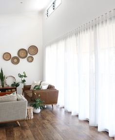 The most common curtain styles are sheer and blockout. Unsure what will work best in your home? Read Veneta Blinds latest guide to selecting the right curtains for your home. White Sheer Curtains, Pleated Curtains, Curtains With Sheers, Sheer Curtains Bedroom, Curtain Headings, Curtain Styles, Curtains Living, Traditional Interior, Home Decor Store